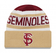 "Florida State Seminoles New Era NCAA ""Biggest Fan 2.0"" Cuffed Knit Hat"