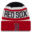 "Boston Red Sox New Era MLB ""Biggest Fan 2.0"" Cuffed Knit Hat"