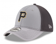 "Pittsburgh Pirates New Era MLB 39THIRTY ""Grayed Out Neo 2"" Flex Fit Hat"