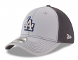 """Los Angeles Dodgers New Era MLB 39THIRTY """"Grayed Out Neo 2"""" Flex Fit Hat"""