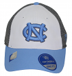 North Carolina Tarheels NCAA Top of the World Hustle Stretch Fit Performance Hat