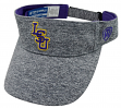 "LSU Tigers NCAA Top of the World ""Steam"" Adjustable Visor"
