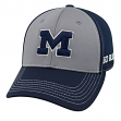 "Michigan Wolverines NCAA TOW ""Dynamic"" Memory Fit Performance Mesh Hat"