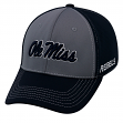 "Mississippi Ole Miss Rebels NCAA TOW ""Dynamic"" Memory Fit Performance Mesh Hat"