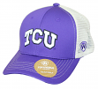 "TCU Horned Frogs NCAA TOW ""Ranger"" Adjustable Performance Mesh Hat"
