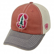 "Stanford Cardinal NCAA Top of the World ""Off Road"" Adjustable Mesh Back Hat"