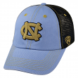 "North Carolina Tarheels NCAA Top of the World ""Past"" Adjustable Mesh Back Hat"