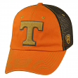 "Tennessee Volunteers NCAA Top of the World ""Past"" Adjustable Mesh Back Hat"