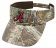 "Alabama Crimson Tide NCAA Top of the World ""Realtree Xtra"" Adjustable Visor"