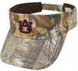 "Auburn Tigers NCAA Top of the World ""Realtree Xtra"" Adjustable Visor"