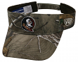 "Florida State Seminoles NCAA Top of the World ""Realtree Xtra"" Adjustable Visor"