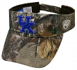 "Kentucky Wildcats NCAA Top of the World ""Realtree Xtra"" Adjustable Visor"