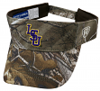 "LSU Tigers NCAA Top of the World ""Realtree Xtra"" Adjustable Visor"