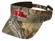 "Mississippi Ole Miss Rebels NCAA Top of the World ""Realtree Xtra"" Adjustable Visor"