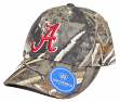 "Alabama Crimson Tide NCAA TOW ""Crew Max"" RealTree Camo Adjustable Hat"
