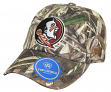 "Florida State Seminoles NCAA TOW ""Crew Max"" RealTree Camo Adjustable Hat"