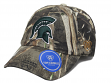 "Michigan State Spartans NCAA TOW ""Crew Max"" RealTree Camo Adjustable Hat"