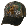 "Alabama Crimson Tide NCAA TOW ""Driftwood"" RealTree Camo Adjustable Hat"