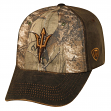 "Arizona State Sun Devils NCAA TOW ""Driftwood"" RealTree Camo Adjustable Hat"