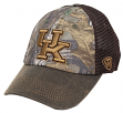 "Kentucky Wildcats NCAA TOW ""Driftwood"" RealTree Camo Adjustable Hat"