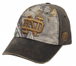 "Notre Dame Fighting Irish NCAA TOW ""Driftwood"" RealTree Camo Adjustable Hat"