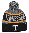 "Tennessee Volunteers NCAA Top of the World ""Acid Rain"" Striped Cuffed Knit Hat"