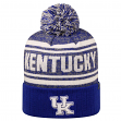"Kentucky Wildcats NCAA Top of the World ""Driven"" Striped Cuffed Knit Hat"