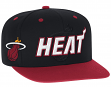 Miami Heat Adidas 2016 NBA Draft Day Authentic Snap Back Hat