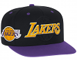 Los Angeles Lakers Adidas 2016 NBA Draft Day Authentic Snap Back Hat