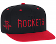Houston Rockets Adidas 2016 NBA Draft Day Authentic Snap Back Hat
