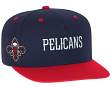 New Orleans Pelicans Adidas 2016 NBA Draft Day Authentic Snap Back Hat