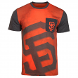 "San Francisco Giants MLB ""Star Power"" Men's Short Sleeve Pocket T-Shirt"