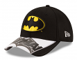 "Batman New Era 9Forty ""Logo Scramble"" Adjustable Hat"