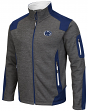 "Penn State Nittany Lions NCAA ""Coverage 2"" F/Z Premium Men's Jacket - Charcoal"