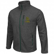 "Baylor Bears NCAA ""Backfield 2"" Full Zip Men's Heather Charcoal Jacket"