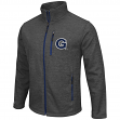 "Georgetown Hoyas NCAA ""Backfield 2"" F/Z Men's Heather Charcoal Jacket"