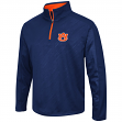 "Auburn Tigers NCAA ""Sleeting"" 1/4 Zip Pullover Men's Sweatshirt"