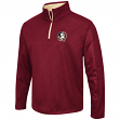 "Florida State Seminoles NCAA ""Sleeting"" 1/4 Zip Pullover Men's Sweatshirt"