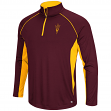 "Arizona State Sun Devils NCAA ""Airstream"" 1/4 Zip Pullover Men's Wind Shirt"