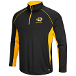 "Missouri Tigers NCAA ""Airstream"" 1/4 Zip Pullover Men's Wind Shirt"