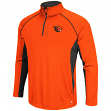 "Oregon State Beavers NCAA ""Airstream"" 1/4 Zip Pullover Men's Wind Shirt"