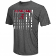"Alabama Crimson Tide NCAA ""Matrix"" Men's Performance Shirt - Charcoal"