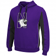 "Northwestern Wildcats NCAA ""Thriller 2"" Men's Pullover Hooded Sweatshirt"