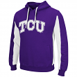 "TCU Horned Frogs NCAA ""Thriller 2"" Men's Pullover Hooded Sweatshirt"