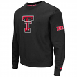 "Texas Tech Red Raiders NCAA ""Zone 2"" Men's Pullover Crew Sweatshirt"