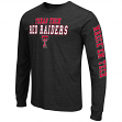 "Texas Tech Red Raiders NCAA ""Game Changer"" Long Sleeve Dual Blend Men's T-Shirt"