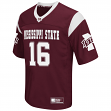 "Mississippi State Bulldogs NCAA ""Hail Mary"" Men's Football Jersey"