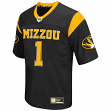 "Missouri Tigers NCAA ""Hail Mary"" Men's Football Jersey"