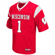 "Wisconsin Badgers NCAA ""Hail Mary"" Men's Football Jersey"