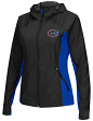 "Florida Gators NCAA Women's ""Step Out"" Full Zip Windbreaker Jacket"
